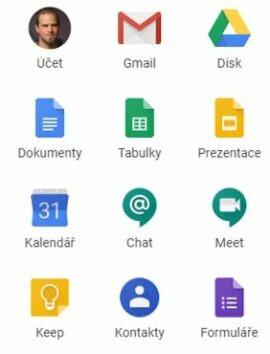 Co umí Googe tabulky na rozdíl od Excelu